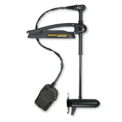Maxxum 80 lbs. 52 in. 24-Volt Trolling Motor with Foot Control