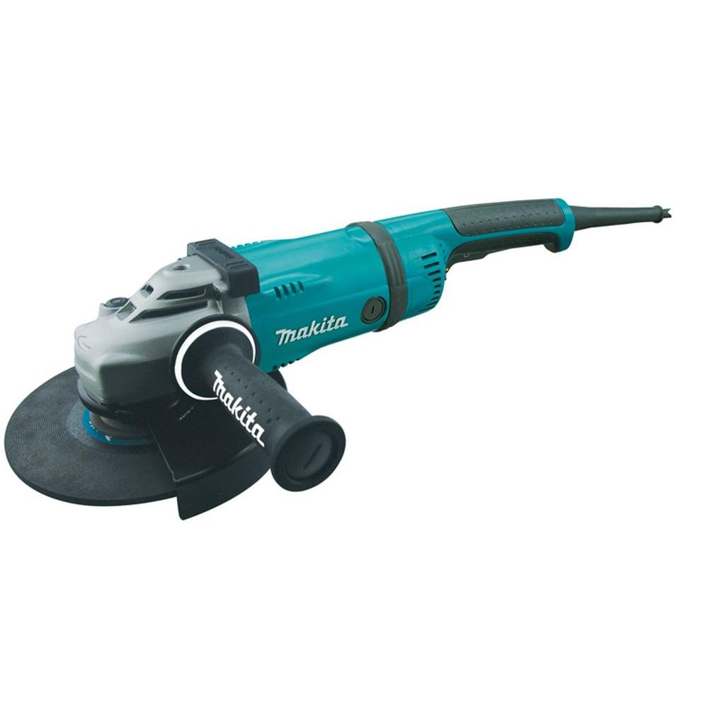 Makita 15 Amp 9 In Angle Grinder With Soft Start
