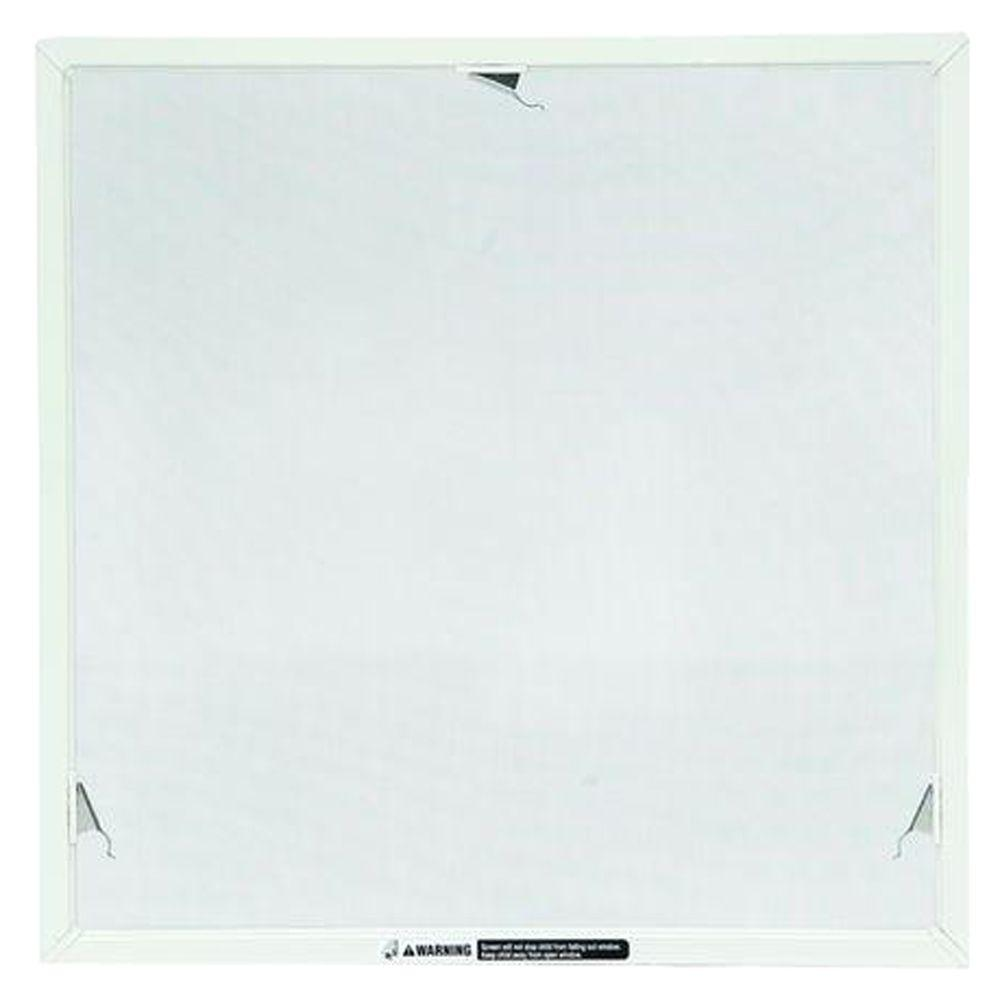 Andersen TruScene 44 in. x 20-5/32 in. White Awning Insect Screen