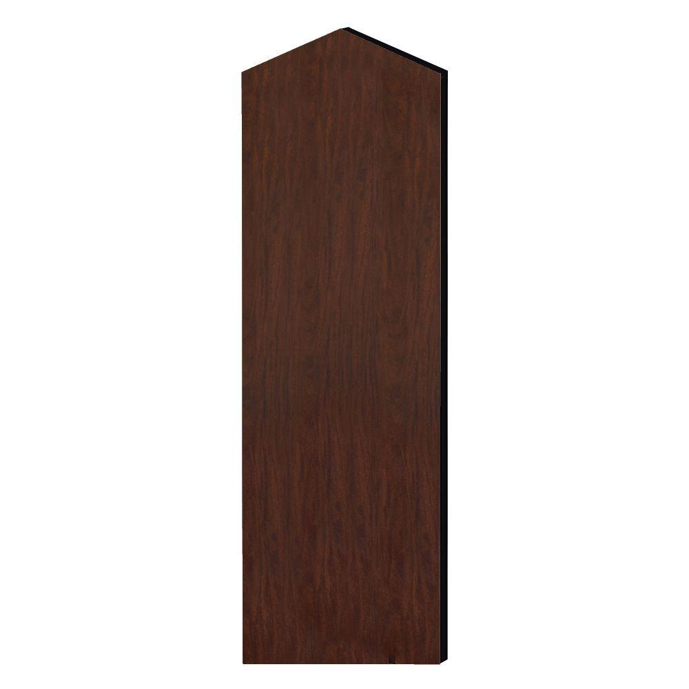 Laminate Double End Side Panel for 21 in. D Extra Wide