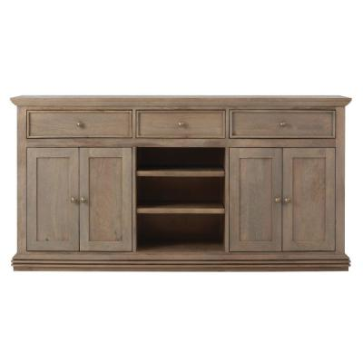 sideboards buffets kitchen dining room furniture the home depot rh homedepot com kitchen buffet ashley furniture kitchen buffet and hutch furniture