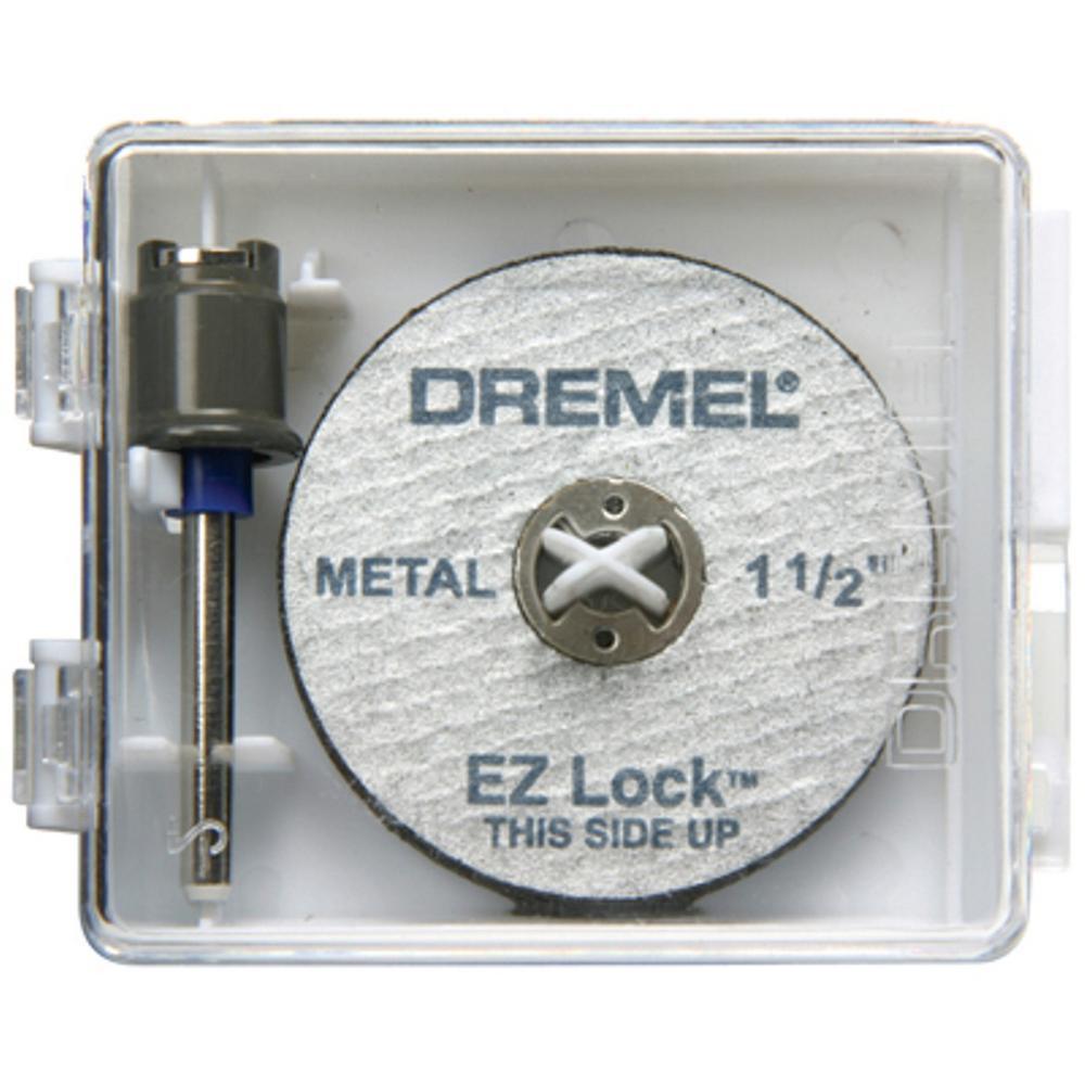 Dremel EZ Lock Metal Mandrel Starter Kit (6-Piece)