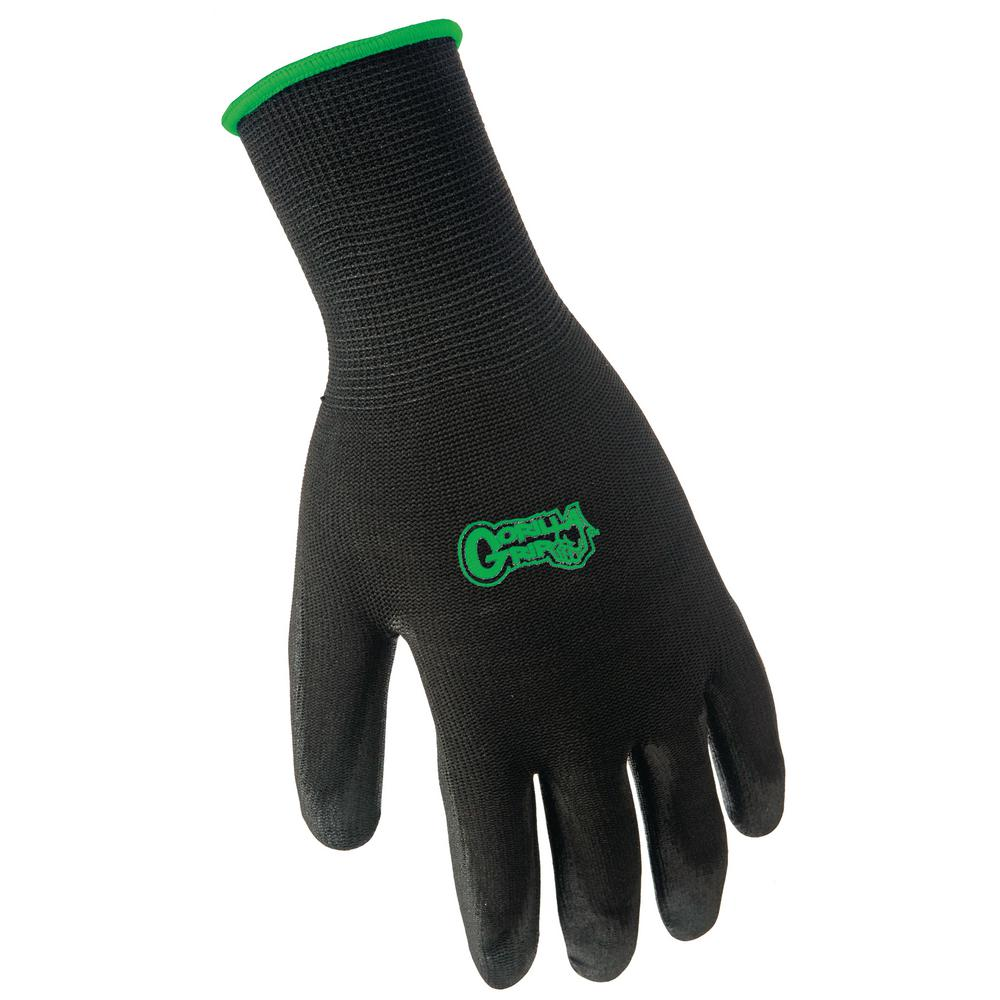 Grease Monkey Small Gorilla Grip Gloves (50-Pair)