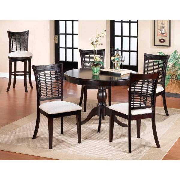 Hilale Furniture Bayberry Dark Cherry Dining Table