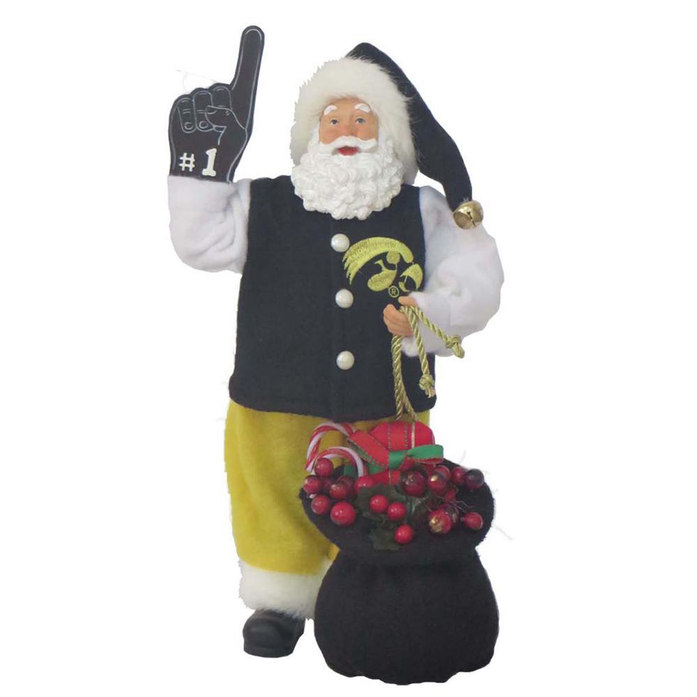 12 in. Iowa #1 Santa