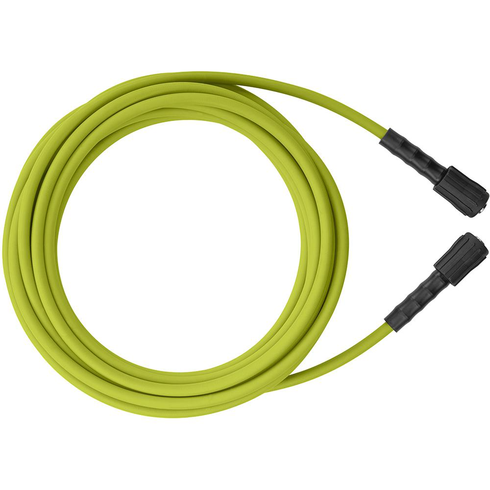 Ryobi 1 4 In X 35 Ft 3 300 Psi Pressure Washer Replacement Hose Ry31hph01 The Home Depot