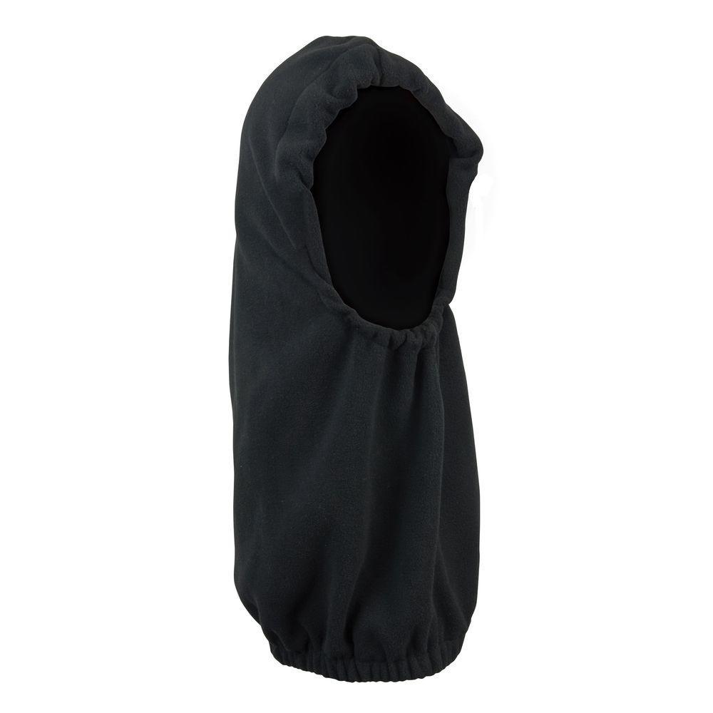 Black Deluxe Fleece Hoodie