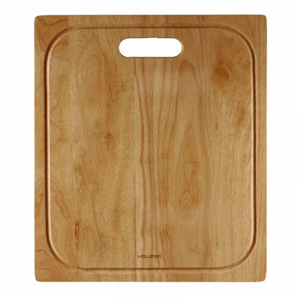 HOUZER Endura Hardwood Cutting Board-DISCONTINUED