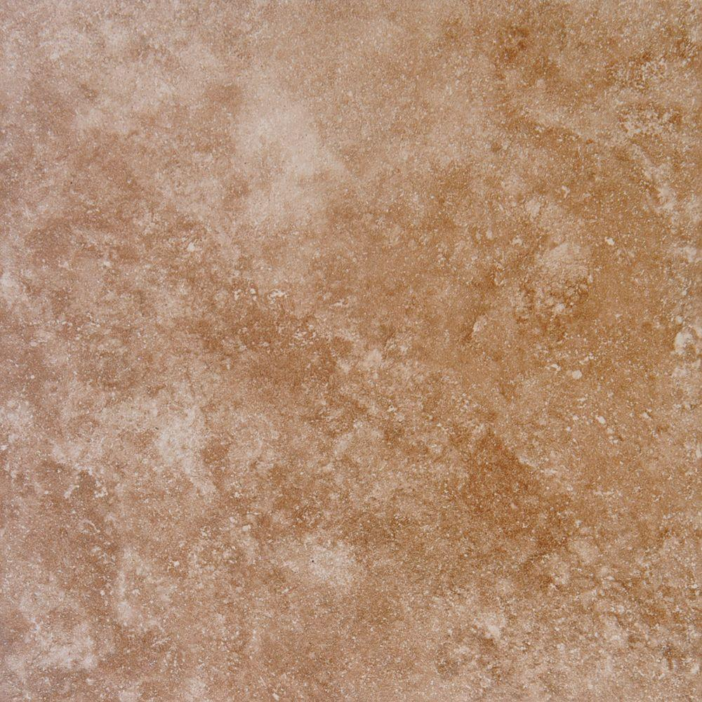 Msi Nevada Walnut 20 In X 20 In Glazed Porcelain Floor And Wall
