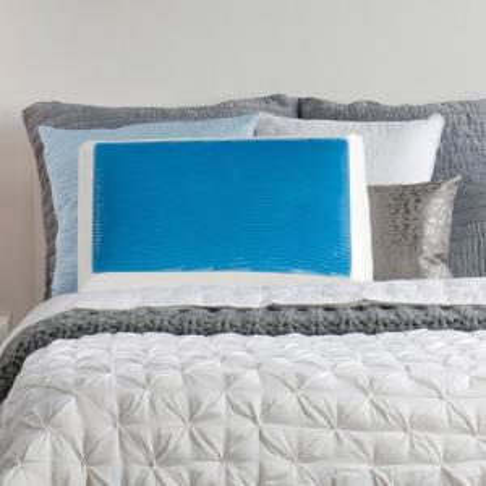 Deals on Comfort Revolution Hydraluxe Gel Standard Bed Pillow