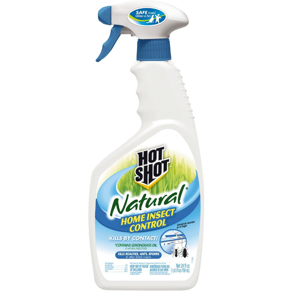 Hot Shot 24 oz. Ready-to-Use Natural Home Insect Control