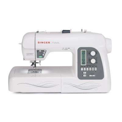Futura 215-Stitch Sewing Machine With Automatic Needle Threading