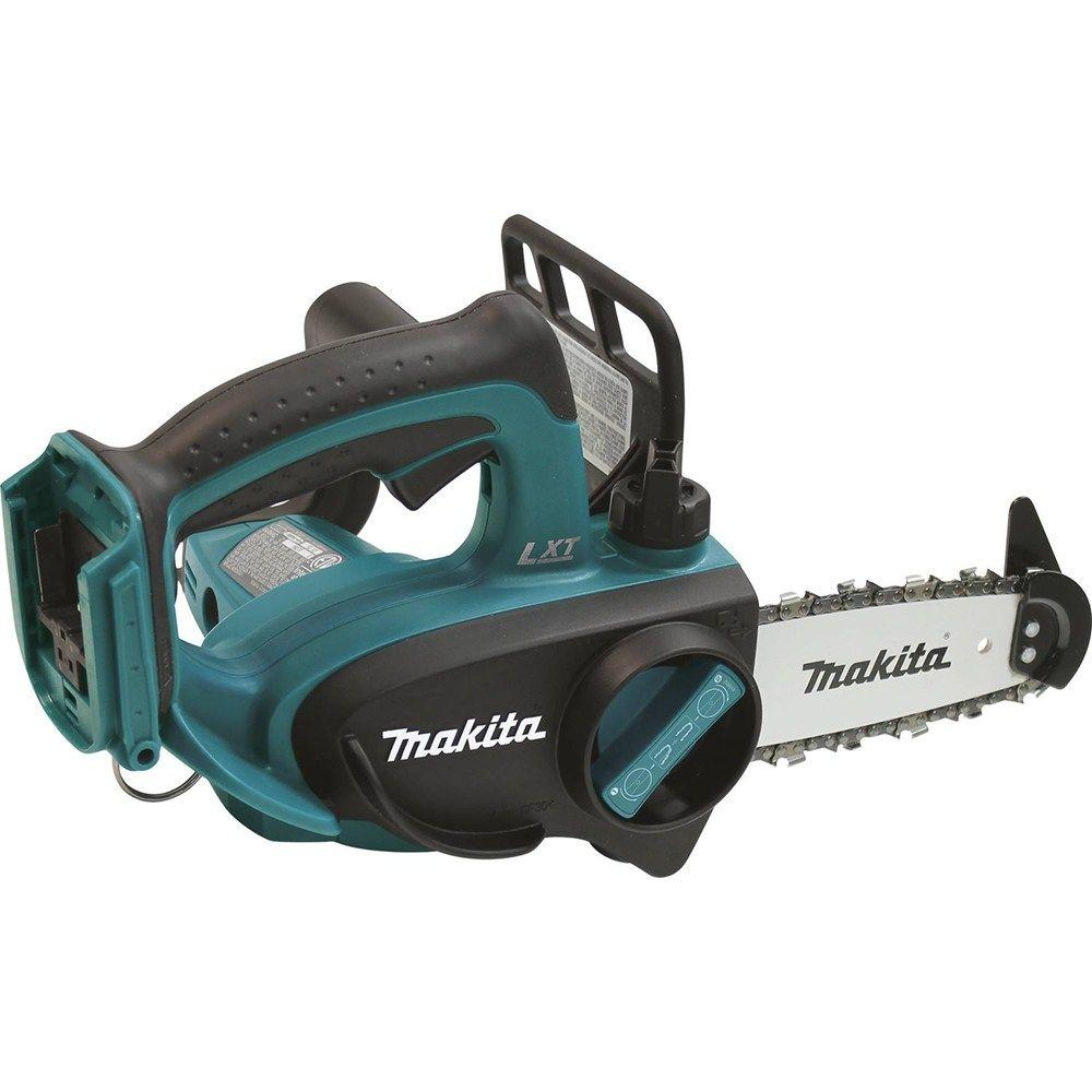 Makita 4-1/2 in. 18-Volt LXT Lithium-Ion Cordless Top Handle Chainsaw (Tool-Only)