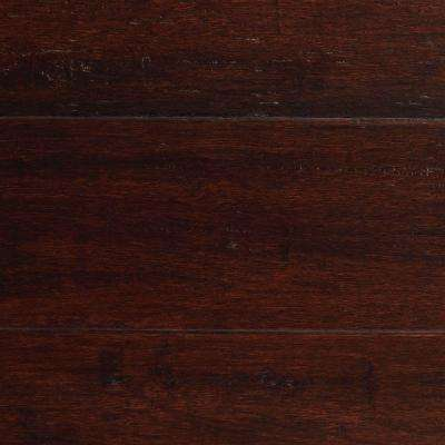 Red Strand Woven Bamboo Flooring