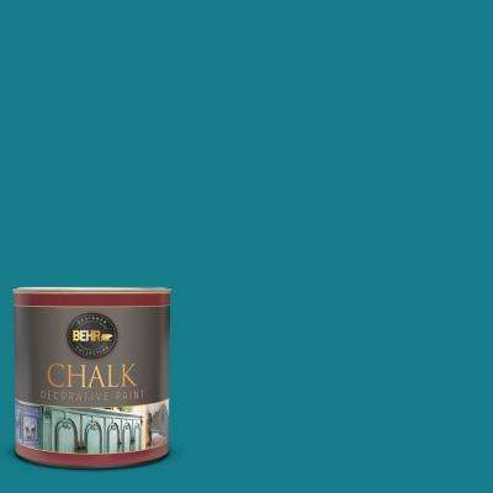 1 qt. #PPU13-01 Caribe Interior Chalk Decorative Paint