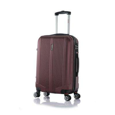 San Francisco lightweight hardside spinner  22 in.-Wine