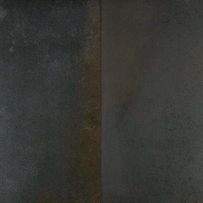 Metal Look 30 in. x 30 in. x 10mm Polished Porcelain Tile (2 pieces / 12.15 sq. ft. / box)