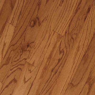 Take Home Sample - Springdale Oak Butterscotch Engineered Hardwood Flooring - 5 in. x 7 in.