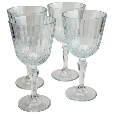 Diony 10.25 oz. Red Wine Glass (4-Pack)