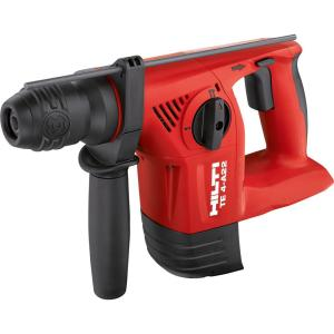 Hilti 22-Volt Lithium-Ion SDS Plus Cordless Rotary Hammer Drill TE 4-A Tool Body by Hilti