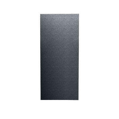 Barcelona 1/4 in. x 36 in. x 96 in. One Piece Easy Up Adhesive Shower Wall in Night Sky