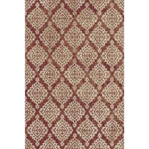 Dynamic Rugs Melody Terracotta 2 ft. x 3 ft. 7 inch Indoor Accent Rug by Dynamic Rugs