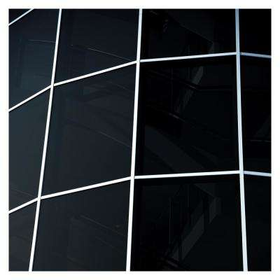 60 in. x 100 ft. NA05 Daytime Privacy and Sun Control Black (Very Dark) Window Film