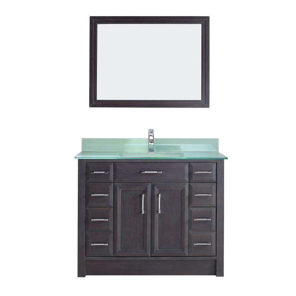 42 X 18 Bathroom Vanity Zef Jam