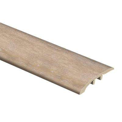 Radiant Oak 1/3 in. Thick x 1-13/16 in. Wide x 72 in. Length Vinyl Multi-Purpose Reducer Molding