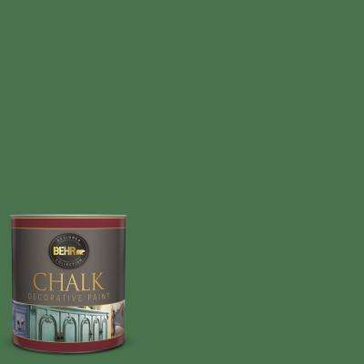 1-qt. #BCP21 Green Silk Interior Chalk Finish Paint
