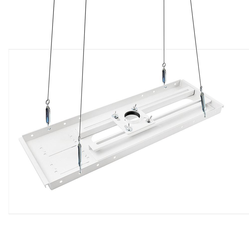 Pro-AV Suspended Ceiling Adapter for 1.5 in. NPT Threaded...