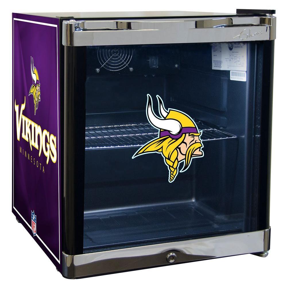 GLARO 17 in. 20 (12 oz.) Can Minnesota Vikings Beverage C...