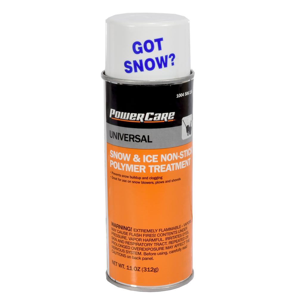 Snow Jet Non-Stick Polymer Treatment