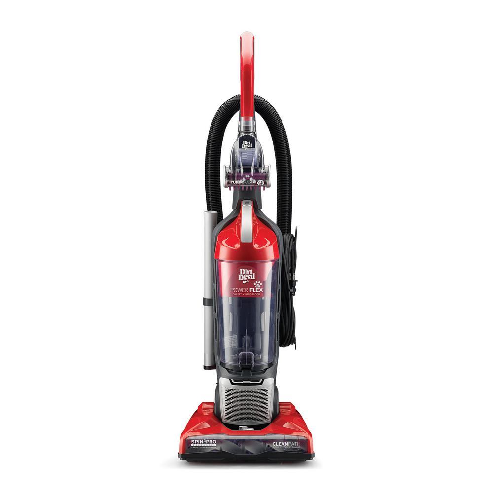Dirt Devil Power Flex Pet Bagless Upright Vacuum Cleaner Ud70169