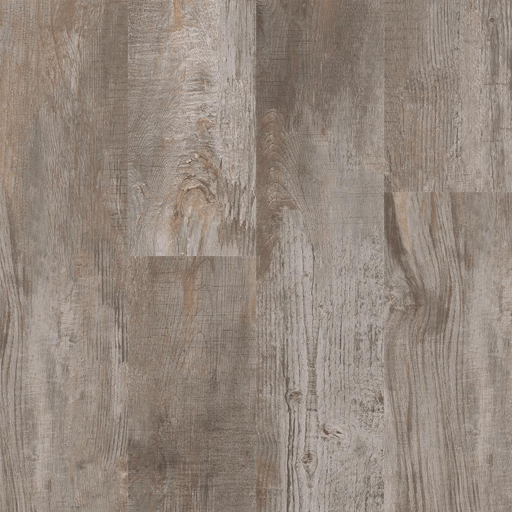 Take Home Sample - Antiquated Restored Wood Warm Grey Click Vinyl