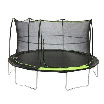 14 ft. Trampoline with 6-Pole Enclosure