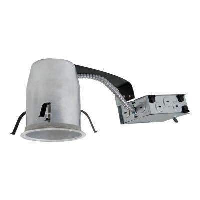 4 in. Raw IC Remodel Recessed LED Housing