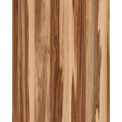 26 in. x 78 in. Walnut Baltimore Tobacco Self-adhesive Vinyl Film for Furniture and Door Renovation/Decoration