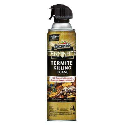 Terminate 16 oz. Termite Killing Foam