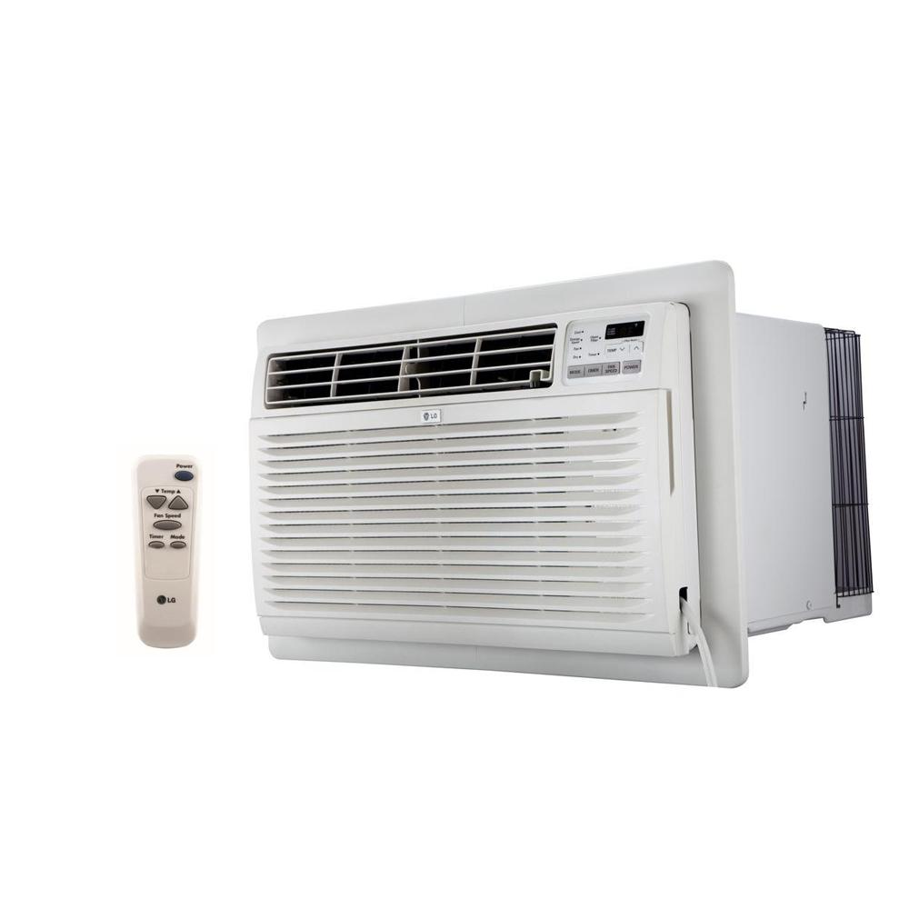 11,800 BTU 115-Volt Through-the-Wall Air Conditioner with ENERGY STAR and Remote