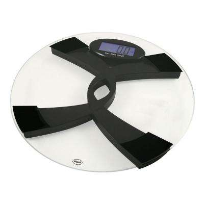 Digital Glass Top Talking Bathroom Scale