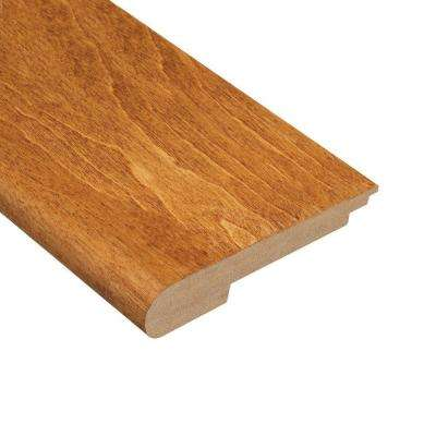 Maple Sedona 3/8 in. Thick x 3-1/2 in. Wide x 78 in. Length Hardwood Stair Nose Molding