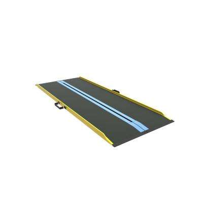 82 in. Suitcase Single Fold Graphite Fiber Ramp