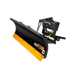 Home Plow by Meyer 90 inch x 22 inch Residential Power Angle Snow Plow by Home Plow by Meyer