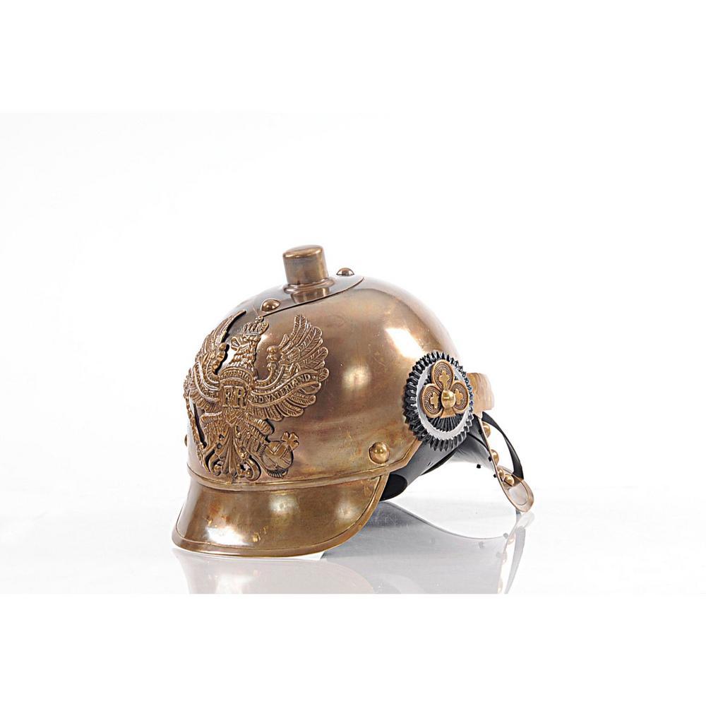 Homeroots Dahlia Abstract German Helmet 364344 The Home Depot