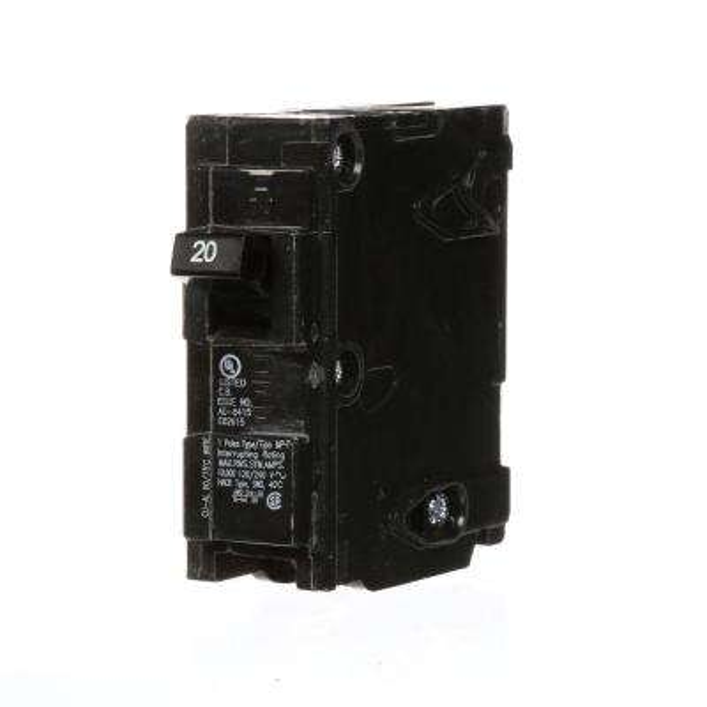 20 Amp Single-Pole Type MP-Circuit Breaker