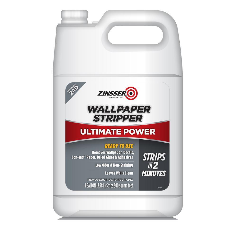 Zinsser 1 gal. Ultra Power Wallpaper Stripper