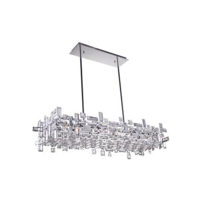 Arley 12-Light Chrome Chandelier