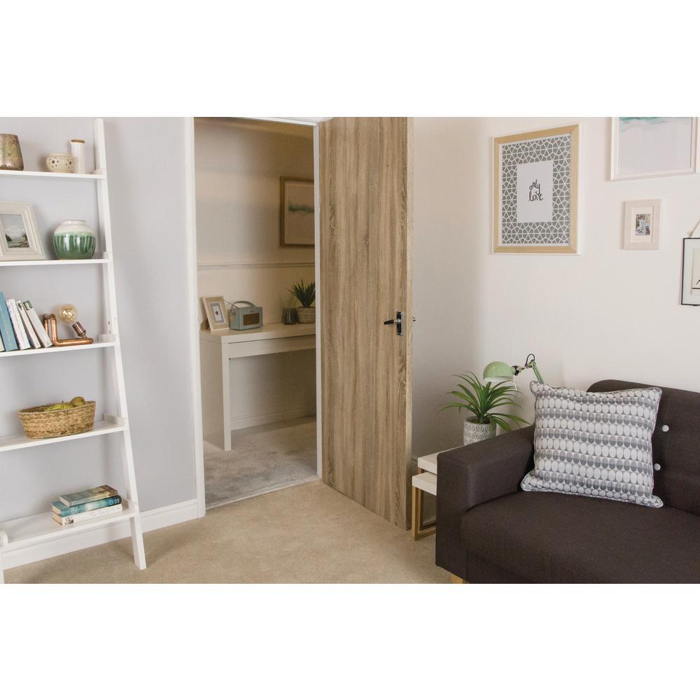 Sonoma Oak 26 in. x 78 in. Home Decor Self Adhesive Film