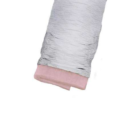 8 in. x 5 ft. Ductwork Insulated Sleeve - R6